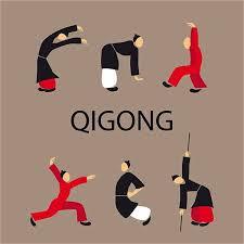 erezione del qigong